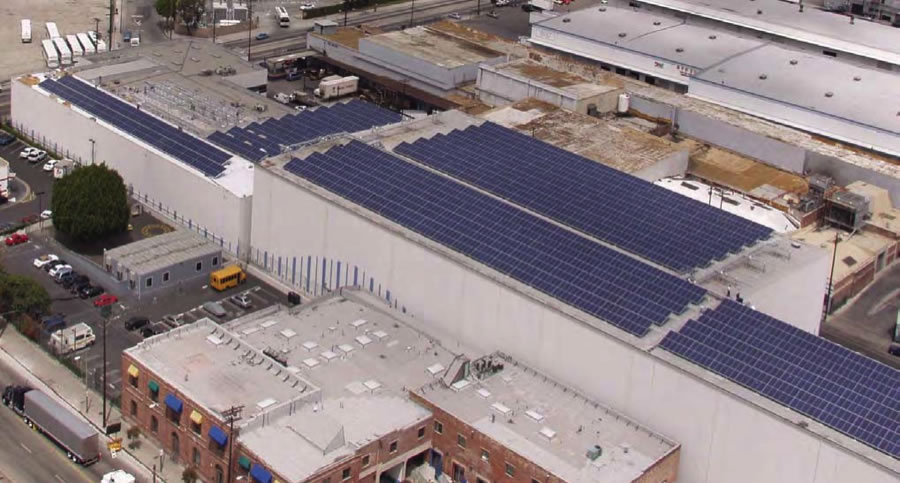 Showa Marine Cold Storage Solar Project